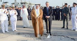 البحرين قاعدة عسكرية