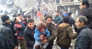 مذابح الطيران الروسي في ادلب الاسبوع الماضي/قاسيون