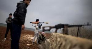 معارضة سورية