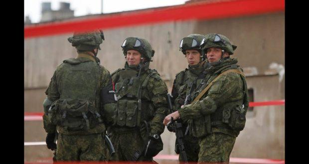 القوات الروسية في سوريا - أنترنت