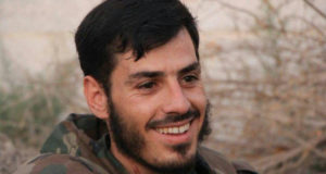 """القيادي في """"جيش الإسلام"""" رضا الحريري الملقب """"أبو عبد الله"""