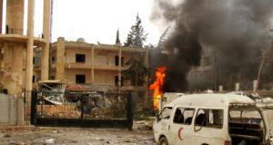 المشفى الوطني في إدلب_0
