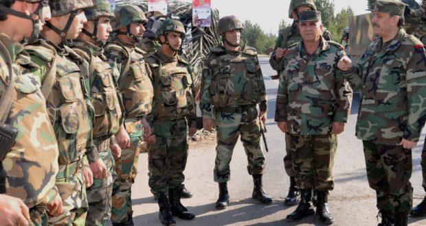 المعارضة المسلحة تؤكد تقدم الجيش السوري