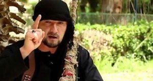 """غول مراد حليموف المعروف في صفوف """"داعش"""" تحت اسم الطاجيكي"""