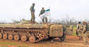 هيئة-تحرير-الشام-تطلق-عملية-عسكرية-بريف-حماة-الشرقي