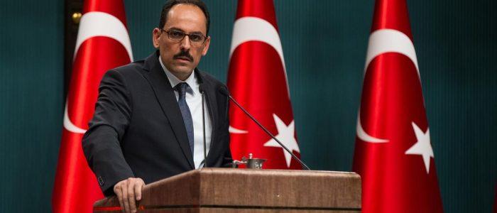غضب تركي حيال إعلان التحالف الدولي تشكيل قوة أمنية على الحدود السورية
