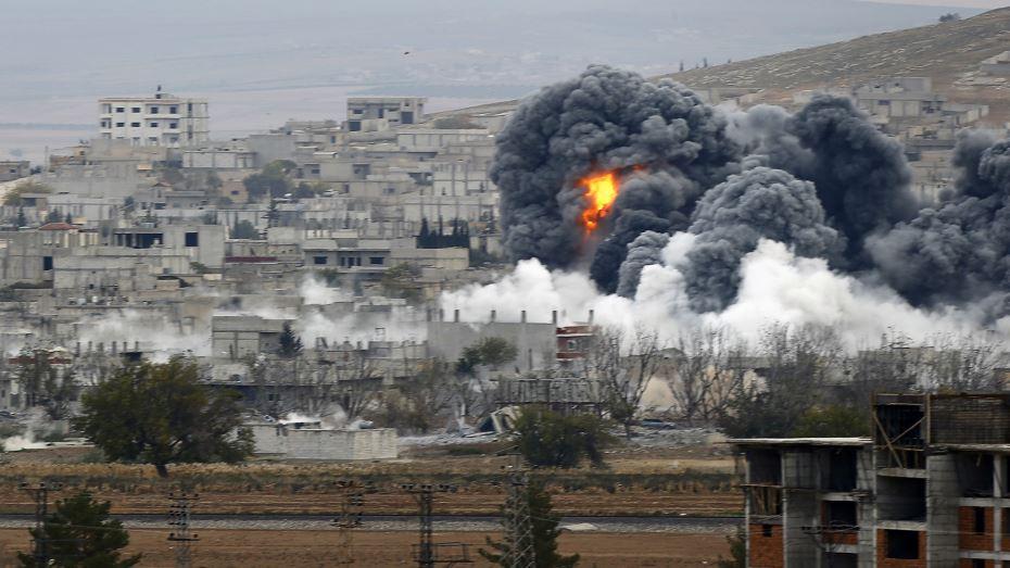 قتلى وجرحى مدنيون في الغوطة الشرقية بقصفٍ مدفعي وصاروخي للنظام..وتنظيم الدولة يحاول التقدم جنوب دمشق