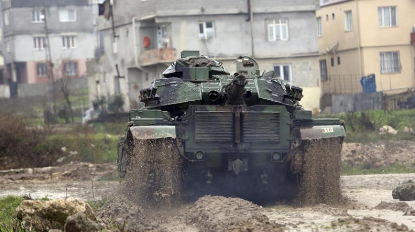 أردوغان: العملية العسكرية في عفرين بدأت بالفعل وستستمر حتى منبج