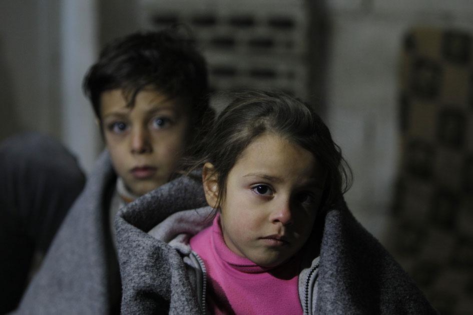 تراجع كفالة الأيتام في سوريا و منظمات إغاثية تحاول المساعدة
