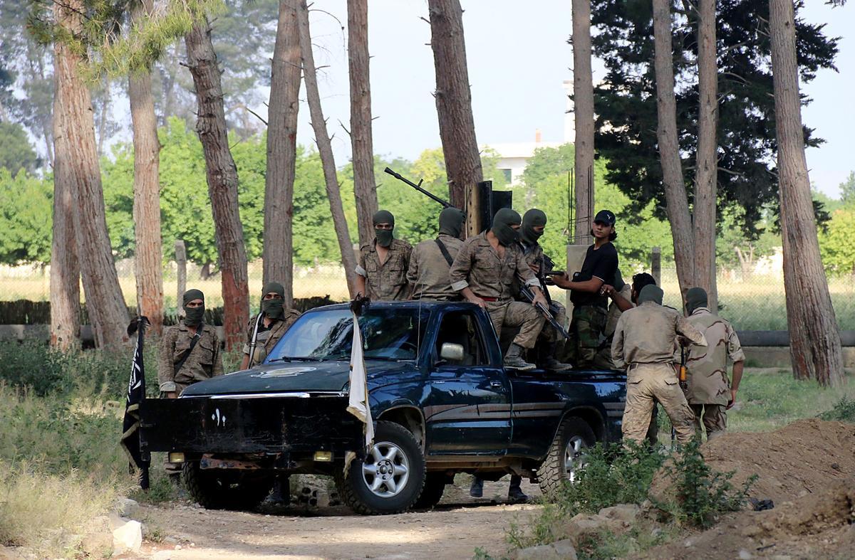 خاص   فيلق الرحمن ينفي أي تفاوض مع الروس حيال شرق دمشق