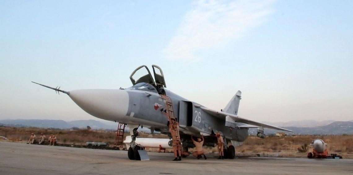 موسكو: الهجمات على حميميم تهدف لعرقلة الحل في سوريا.. وتؤكد أنه تم القضاء على منفذيها