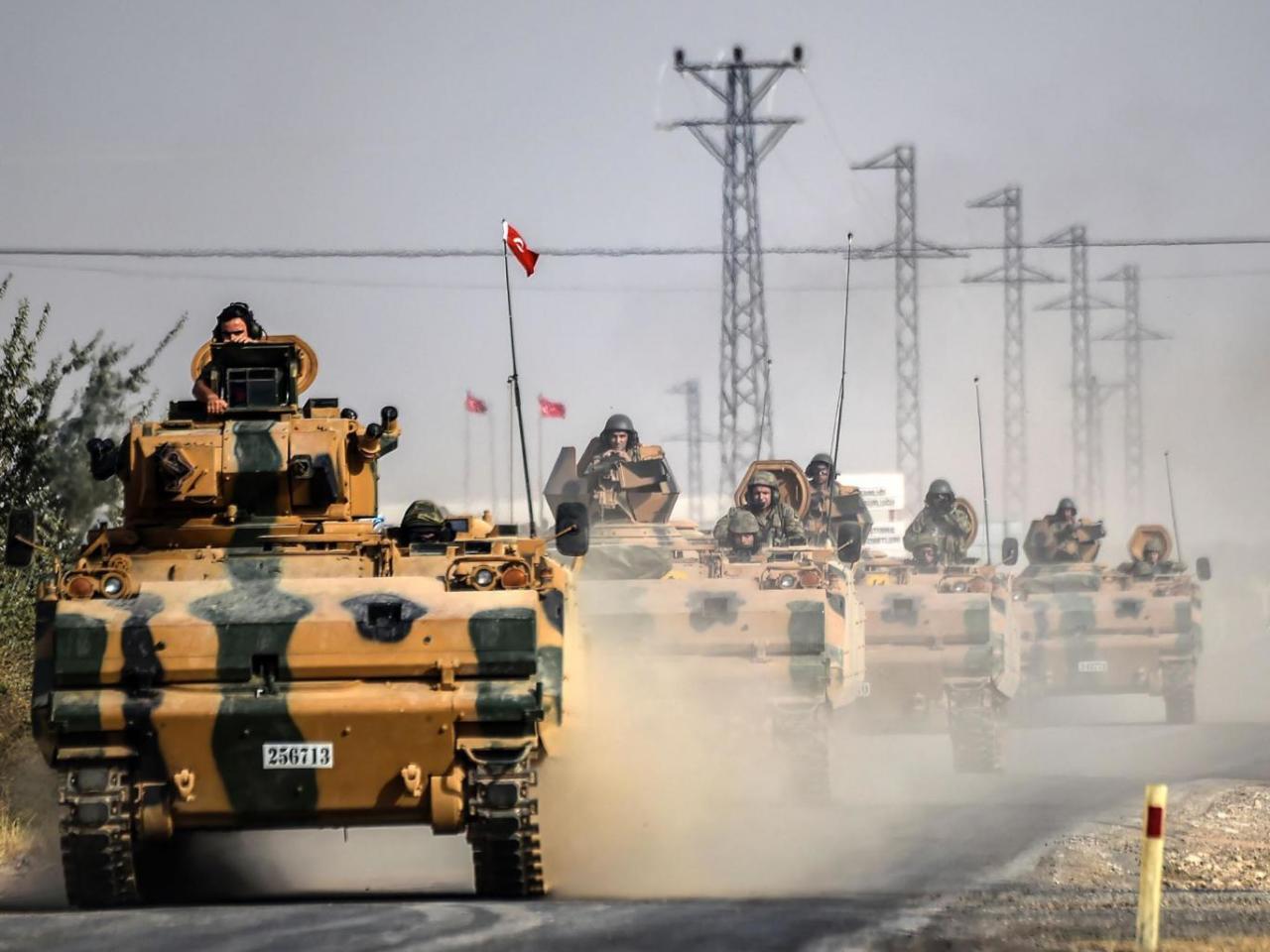 دعوات أمريكية لتجنيب عفرين هجمات تركية...والنظام السوري: سنتصدى للمقاتلات التركية