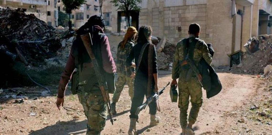 فصائل المعارضة تعلن إنهاء وجود تنظيم الدولة جنوبي شرقي إدلب