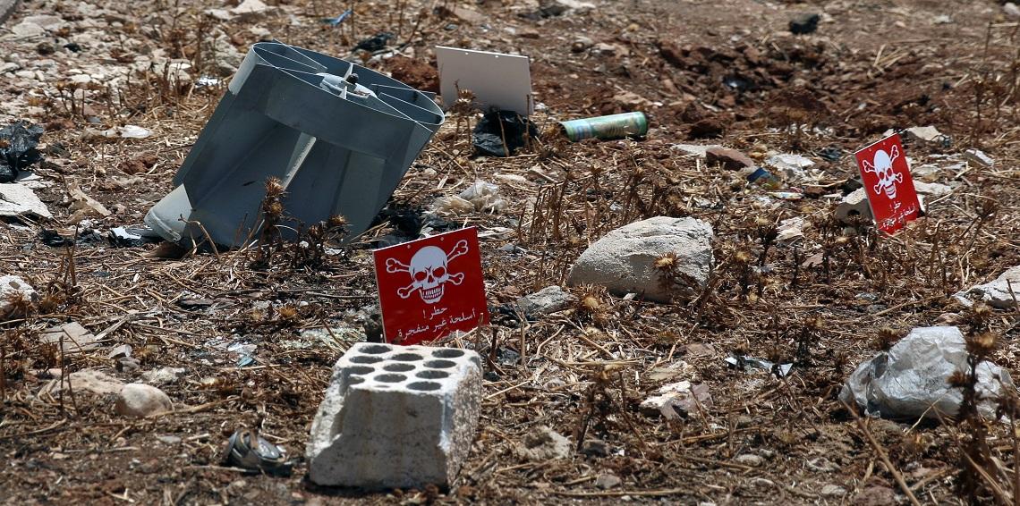 هذه هي الأسلحة التي دمرت مدينة سراقب