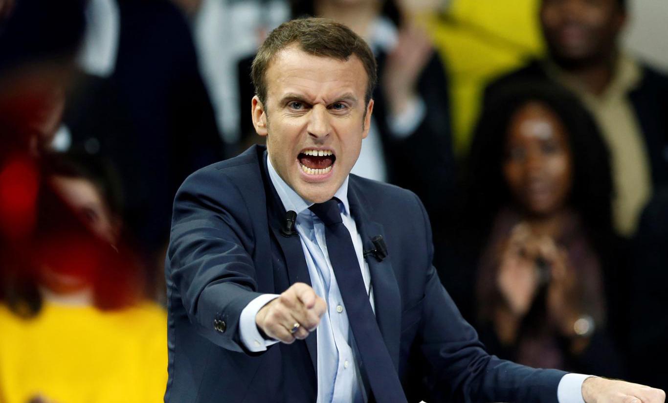 فرنسا تهدد بضرب النظام في حال ثبت استخدامه للكيماوي ضد المدنيين.