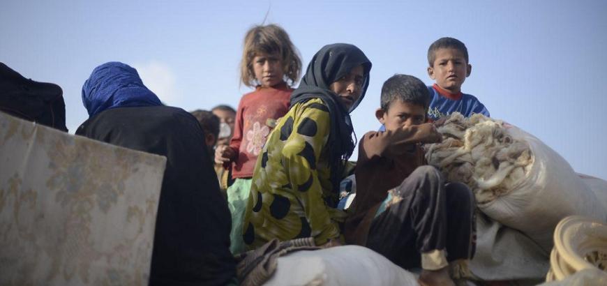 الأمم المتحدة: 61 ألف نازح مدني عادوا إلى الرقة