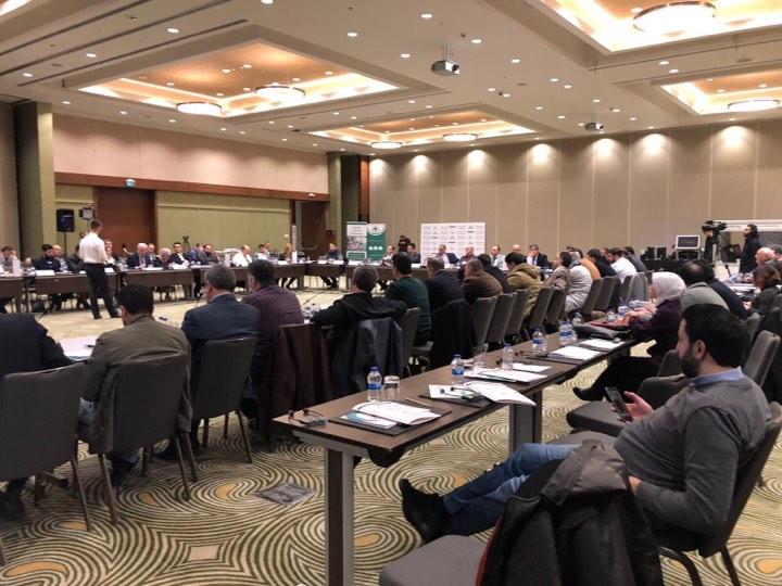 المؤتمر السوري للعدالة يختتم أعماله في إسطنبول ويصدر توصياته الختامية