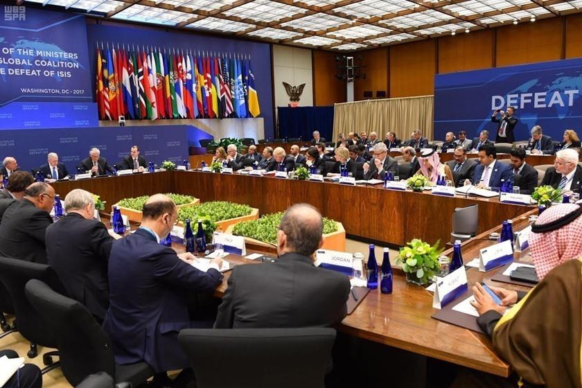 اجتماع في روما غداً لوزراء التحالف الدولي لمناقشة مصير