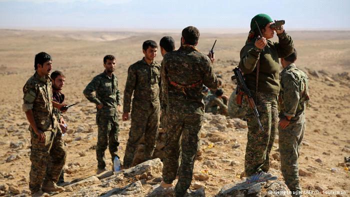 غضب تركي جديد من واشنطن بسبب دعم القوات الكردية