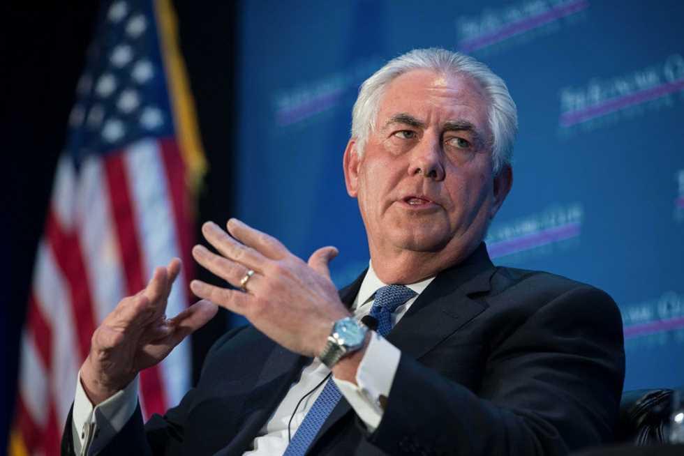 الخارجية الأمريكية تعلن عن خطة جديدة للسلام في الشرق الأوسط