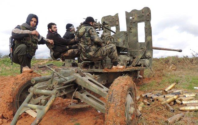 أحرار الشام والزنكي تستعدان للاندماج في