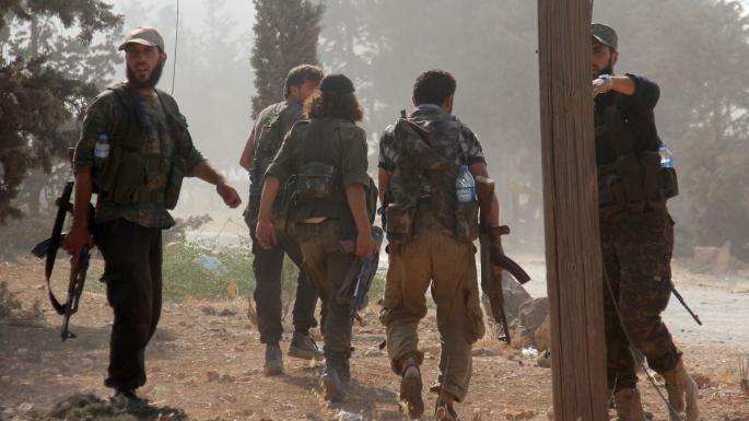 تهديد روسي لفصائل المعارضة بريف حمص، وتحرير الشام تنسحب من مدينة الرستن
