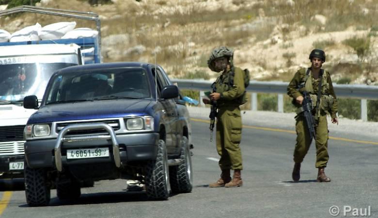 إصابة جنديين إسرائيليين في جنين وانتزاع السلاح من أحدهما
